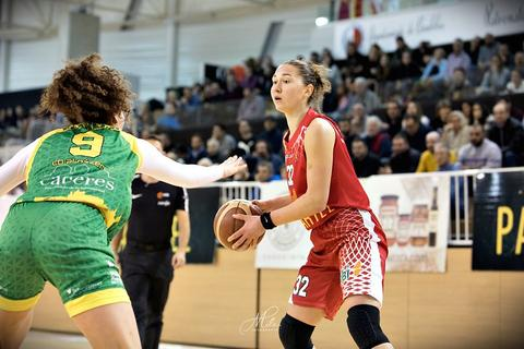 Julia Gladkova (Foto: FEB)