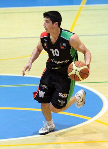 John DiBartolomeo otra vez base del mes (foto basquetmaniàtic)