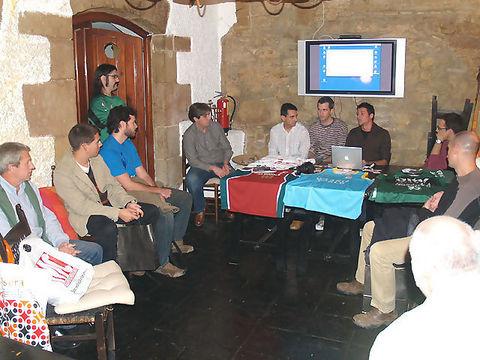 Presentación de Solobasket 3.0 (Foto: Jordi Jiménez Poyato)