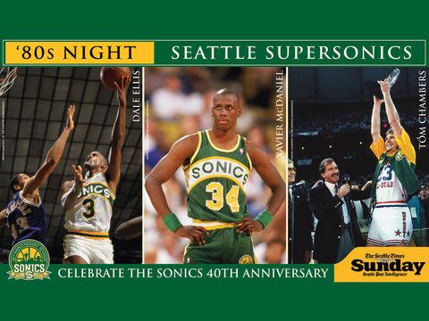 Los tres mosqueteros de Seattle (Foto: The Seattle Times).