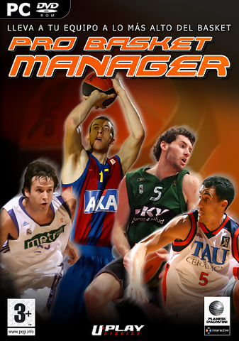 Pro Basket Manager ya una realidad a partir del 23 de Abril