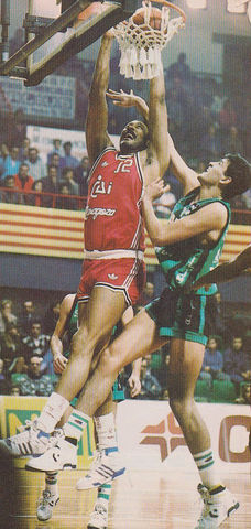 Poderoso Turpin (Foto: Basket16).