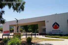 Australian Institute of Sport.