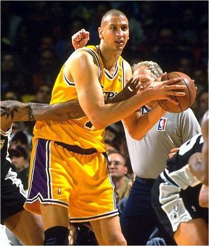 ùltima parada, Lakers (Foto: John W. McDonough/SI.com).