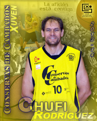 Récord histórico del Chufi Rodríguez (foto Xuven)