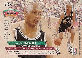 Card de Lloyd Daniels.
