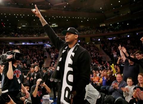 Carmelo Anthony regresa con Portland — NBA
