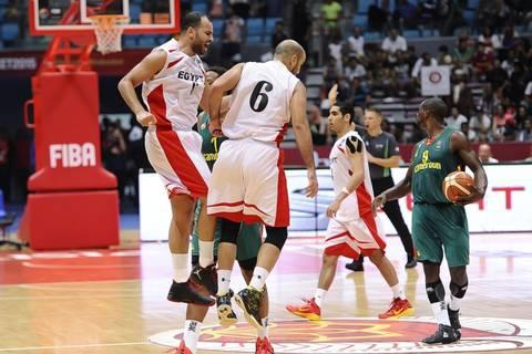 Selección de Egipto (Foto: FIBA Africa)