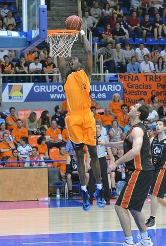 Moussa Diagne con Fuenlabrada (foto web club)