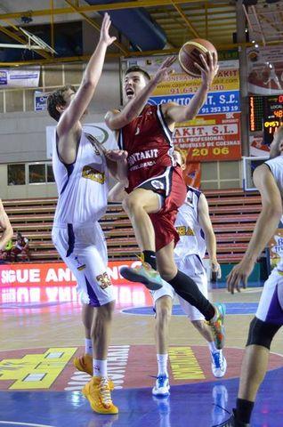 Jorge Sanz (Fundación Baloncesto Fuenlabrada) con mayor protagonismo ofensivo