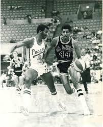 George Gervin, en la ABA.