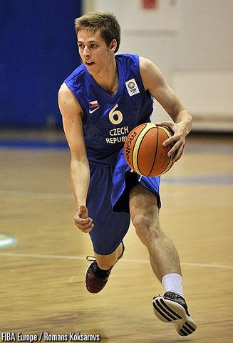 Radovan Kouril, 4 europeos y 2 mundiales con la República Checa (foto FIBA Europe)