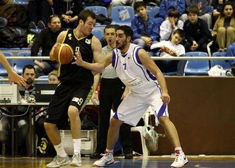 Dimitris Haritopoulos (Foto: asvelbasket.com)