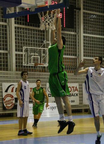 Marcos Portalez, un junior destacando en EBA (basquetmaniatic)