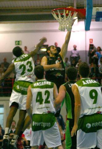 Antonio Pantín, record de valoración de la temporada (foto web Bahía San Agustín)