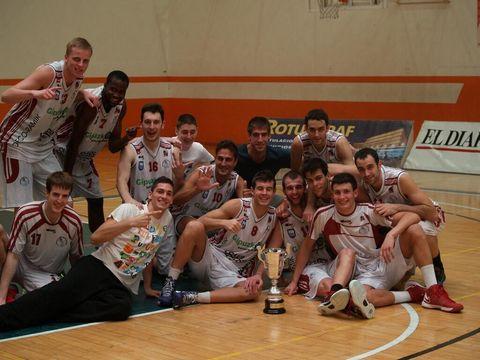Iraurgi SB ganador de la Euskal Kopa 2013-14