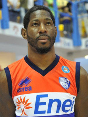 James Mays (Foto: New Basket Brindisi).