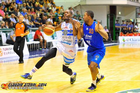 Dyson ante su ex equipo (Foto: Claudio Atzori/Basketinside.com).