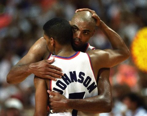 Johnson & Barkley (Foto: rob_schumacher/Arizona Republic).