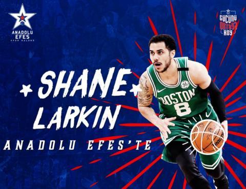 Shane Larkin ficha por el Efes