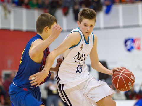 Minicopa 2013: Luka Doncic, MVP