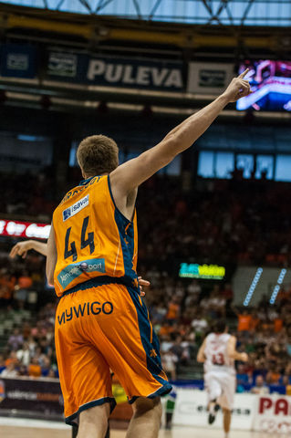 Luke Harangody, el cuatro de Velimir Perasovic