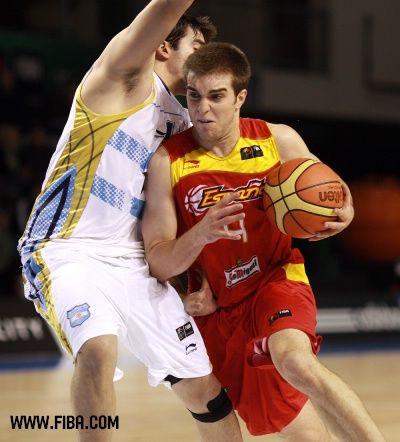 Iván Martínez en el Mundial U19 (foto FIBA.com)