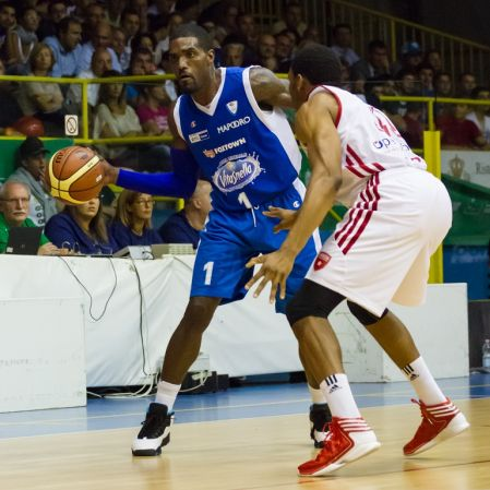 Darius Johnson-Odom (Foto: Pallacanestrocantu.it).