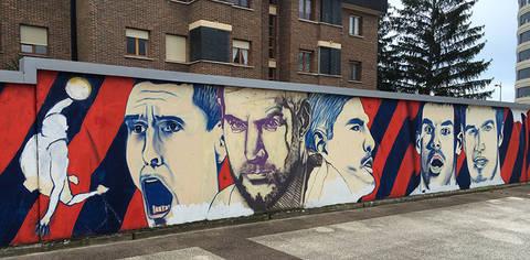 Graffiti Prigioni Scola Nocioni Calderon Splitter
