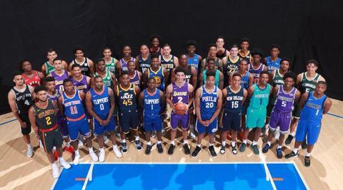 La nueva camada de rookies / NBA.com