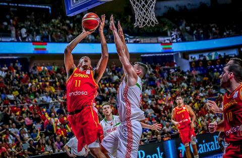 Sebas Sáiz (Foto: fiba/basketball.es)