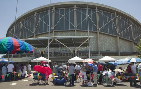 Arizona Veterans Memorial Coliseum (Foto: Arizona Central).