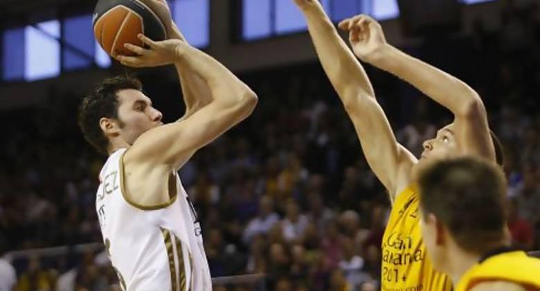 Una vez más Rudy fue clave para la victoria de su equipo.<br>(ACB PHOTO/Miguel Henríquez)