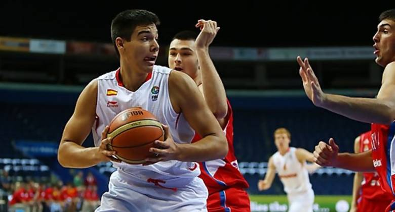 Willy Hernangomez está siendo el máximo anotador del equipo (foto FIBA Europa)