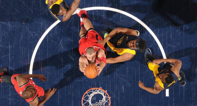 Ibaka juega su mejor baloncesto ante Warriors; Willy exhibe su clase ganadora