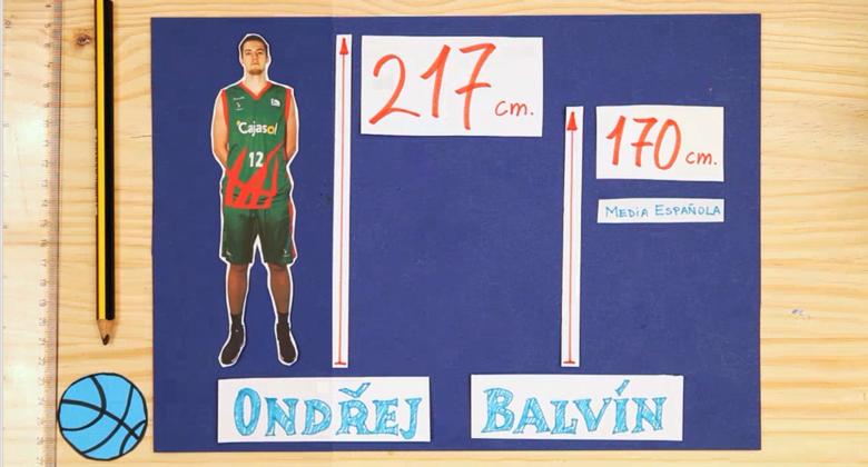 Ondrej Balvin protagonista en Basket Lover