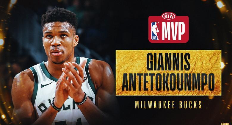 Giannis MVP
