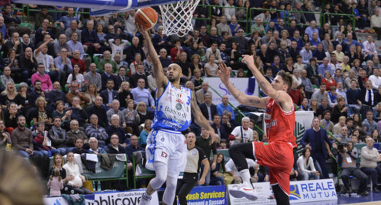 David Logan (Foto: legabasket.it)