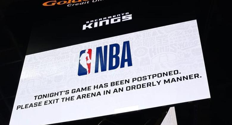 Partido cancelado en Sacramento