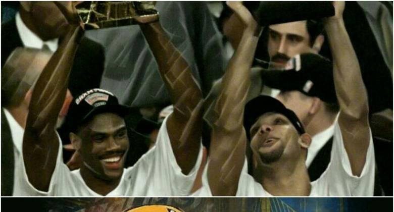 Los Spurs del 99 y las nuevas estrellas de la NBA.