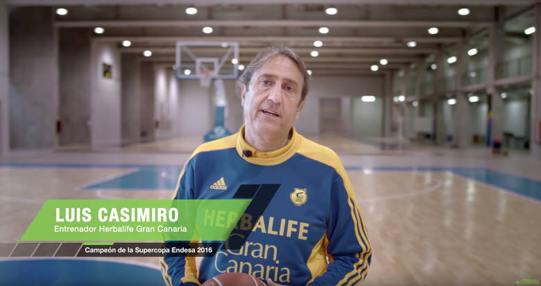 """Tutoriales de Baloncesto Herbalife Gran Canaria. Tutorial 1: """"La conducción"""""""
