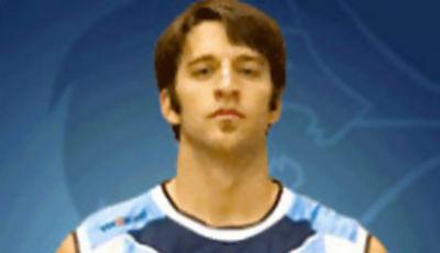 Brian Cusworth, jugador del Leche Río (foto: CB Breogán)
