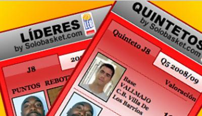 Añade a los líderes de la LEB Oro a tu blog