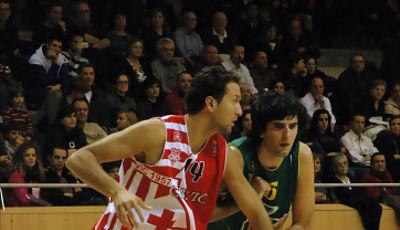 10 José Amador y Ricardo Guillén luchando por la posición