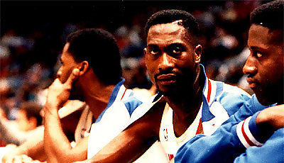 Walter Berry triunfó firmando altos contratos en Europa pero en la NBA no cuajó (Foto: Miqui Forniés)