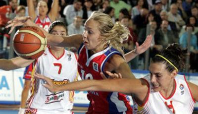 España tratará de vengar la derrota sufrida ante Rusia en la final del último Eurobasket (foto: fibaeurope.com)