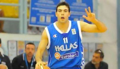 Konstantinos Sloukas condujo a su equipo hacia la victoria (foto FIBA Europe)