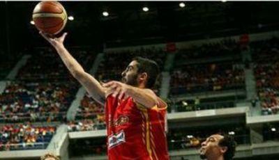 Navarro, uno de los estiletes ofensivos de España (Foto FIBA/Castoria/Vlachos)