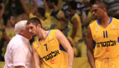 Wisniewski fue clave para el Maccabi (foto: hamaccabi.com)