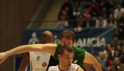 Maxi Stanic, la salida en la transición rápida (Foto: ACB PHOTO/J.Marqués)